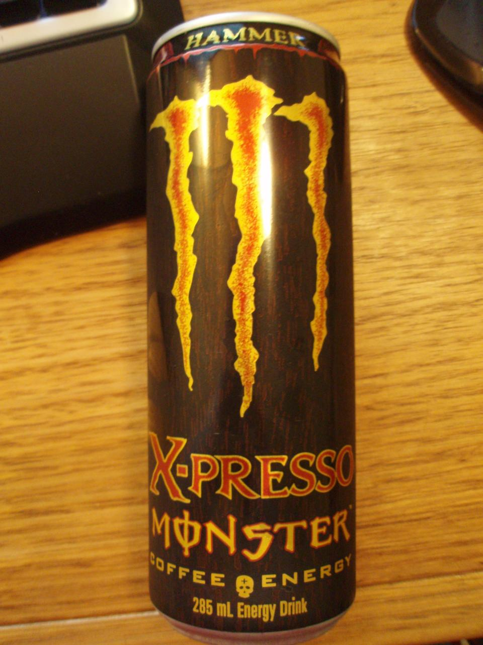 Game Energy Drink